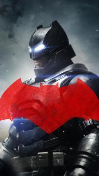 《蝙蝠侠大战超人》蝙蝠侠海报,锁屏图片,高清手机壁纸,影视-好运图库