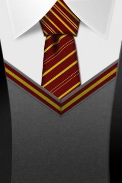 哈利·波特领带,锁屏图片,高清手机壁纸-好运图库