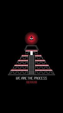 玛雅金字塔,锁屏图片,高清手机壁纸-好运图库