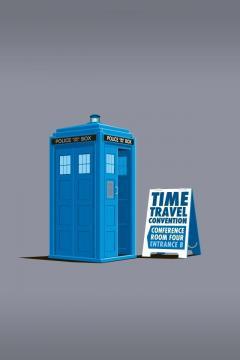 Time Travel Convention,锁屏图片,高清手机壁纸-好运图库