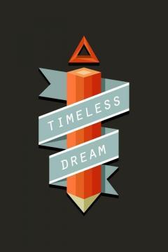 永恒的梦想插图,锁屏图片,高清手机壁纸-好运图库