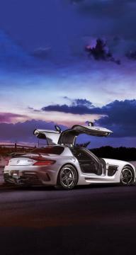 奔驰AMG系列,锁屏图片,高清手机壁纸,汽车-好运图库