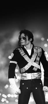 迈克尔杰克逊高清手机壁纸-好运图库
