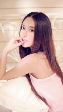 美女模特赵雨菲高清手机壁纸-好运图库