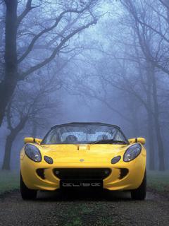 黄色豪华名车,锁屏图片,高清手机壁纸,汽车-好运图库