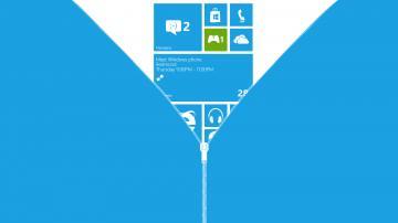 微软Windows 9宽屏壁纸
