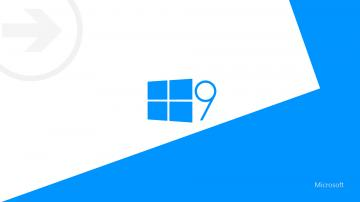 微软Windows 9宽屏壁纸-好运图库