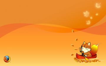 火狐主题高清桌面壁纸