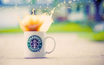 Starbucks星巴克主题壁纸-好运图库