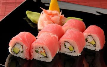 寿司美食高清电脑壁纸-好运图库