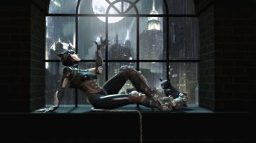 窗台上的女人-好运图库