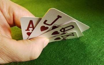 赌博的人物摄影-好运图库