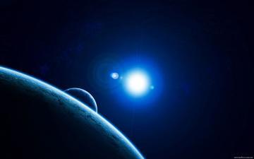 广阔的太空 (3091)
