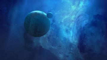 广阔的太空 (5799)