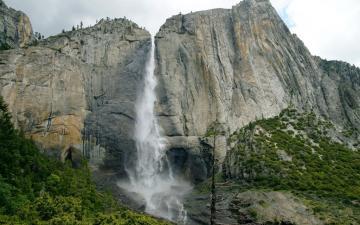 高清瀑布美景摄影