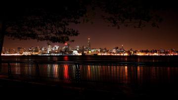 美丽城市夜景