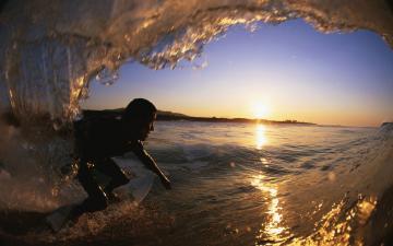 冲浪摄影图片-好运图库
