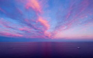 色彩斑斓的大海-好运图库